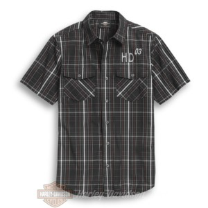 legendary Playd Shirt camicia Harley-Davidson 96299-20vm