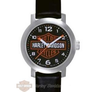orologio harley-davidson bulova da donna bar & shield 76L10