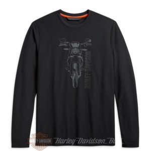 96269-20vh motorcycle graphic tee