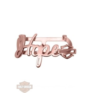 hsp0109 beads rose tone hope pendaglio