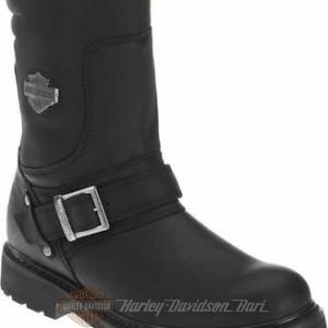 D95194 Stivali moto da uomo con cinturino anteriore Booker Harley-Davidson®2