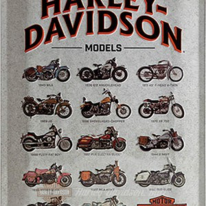 hd models harley-davidson