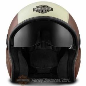 98175-18EX Harley-Davidson Casco Mason's Yard Sun Shield S05 3/4